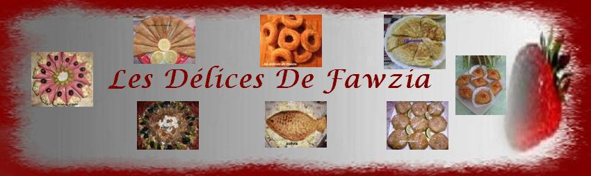 LES DELICES DE FAWZIA Index du Forum
