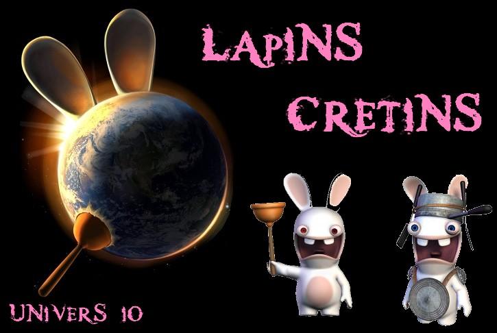 Les Lapins Crétins Index du Forum