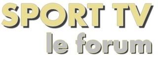 Sport TV, le forum Index du Forum