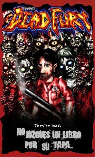 Poster de Dead Fury