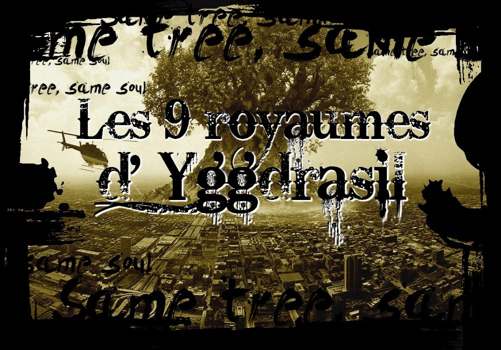 Les neuf royaumes d'Yggdrasil Index du Forum