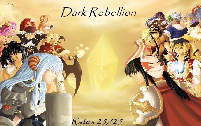 Dark Rebellion Online Index du Forum