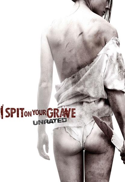 Cartel de la pelicula I Spit on Your Grave