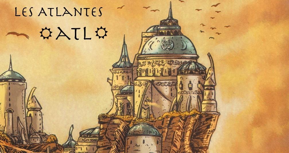 Sanctuaire d'Atlantis Index du Forum