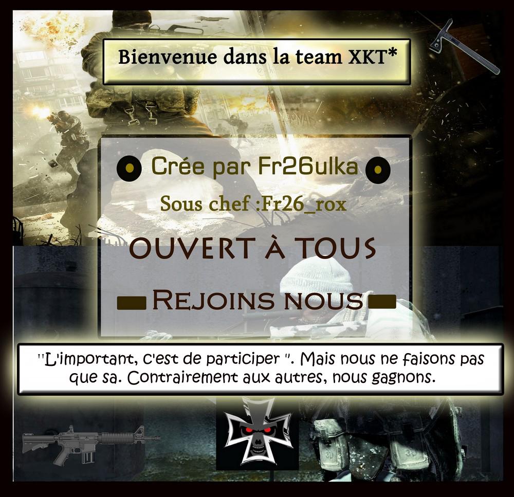 Team XKT* Index du Forum