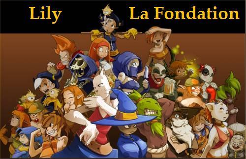 la fondation from lily Index du Forum