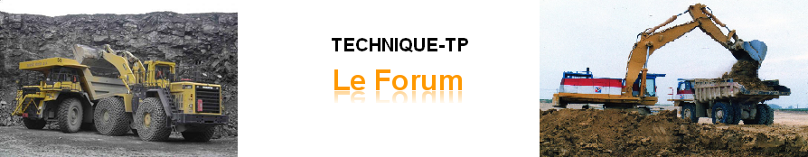 Technique-TP Index du Forum