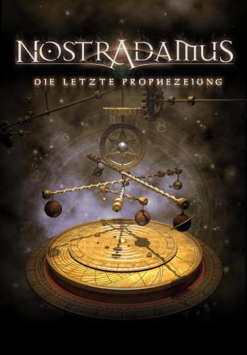 Las profecias de Nostradamus Nostradamus-141d7ca