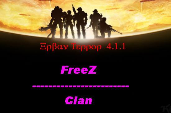 FreeZ Clan *team multigaming* Index du Forum