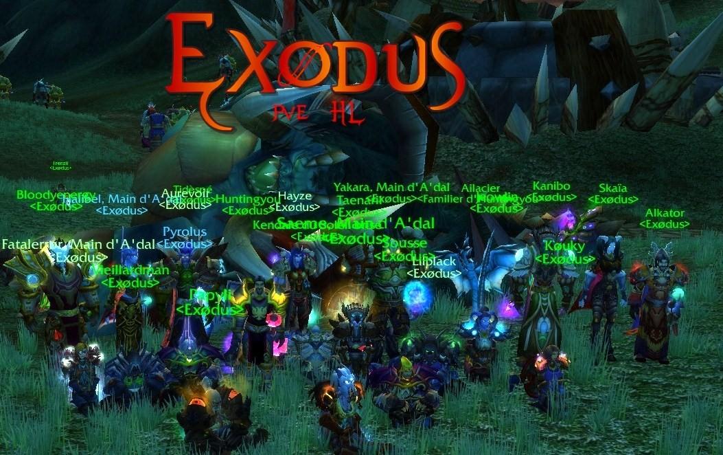 exødus Index du Forum