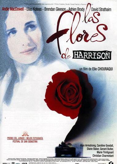 Poster de Las flores de Harrison
