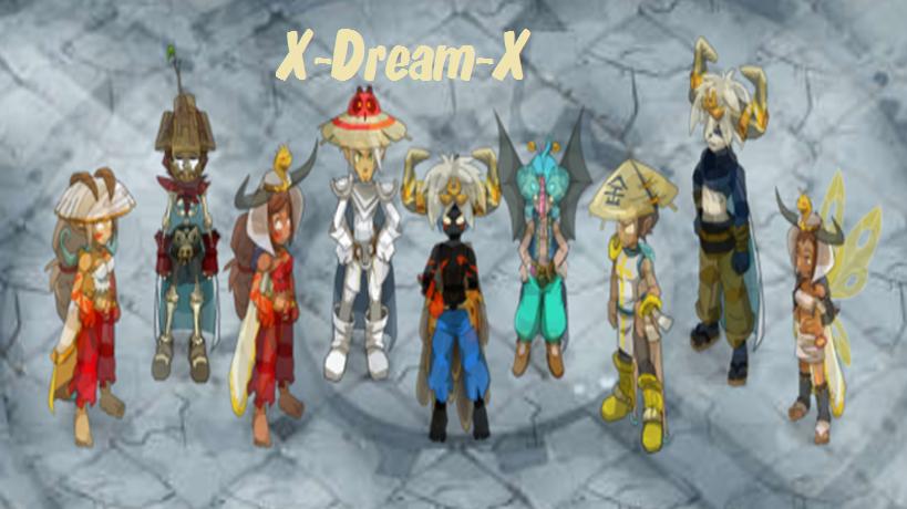 guilde x-dream-x Index du Forum