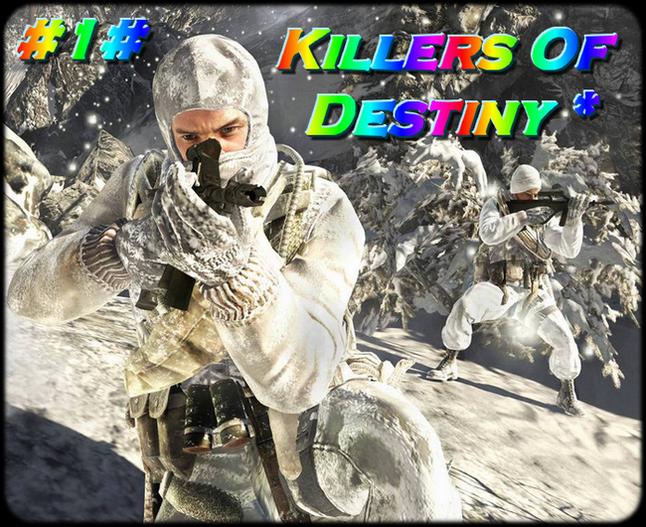 Killers Of Destiny PS3 Index du Forum