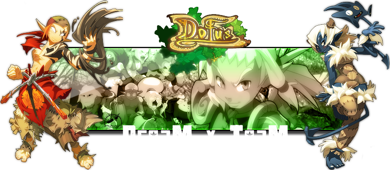 DreaM x TeaM Index du Forum