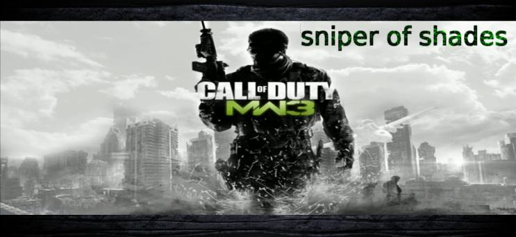 Sniper Of Shades Index du Forum