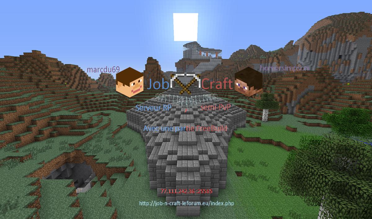 job-n-craft Index du Forum