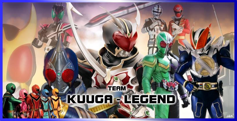 Kuuga Legend Index du Forum