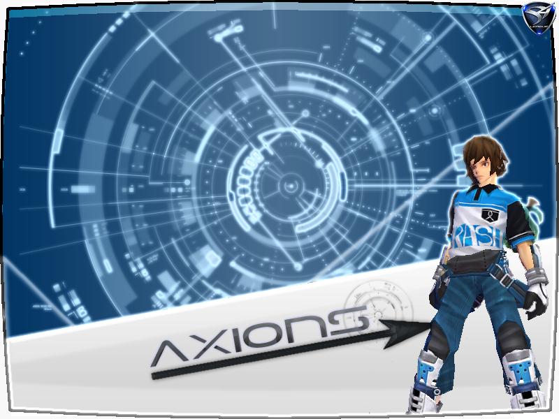 Axions - S4League Index du Forum