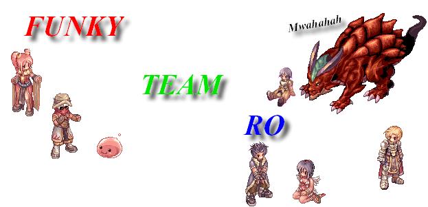 funky team Ro Index du Forum