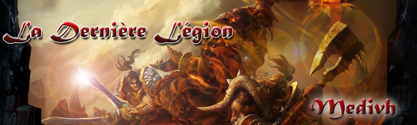 Guilde La dernière Légion Index du Forum