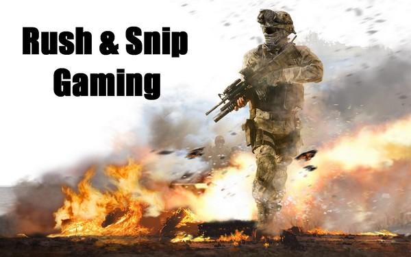 Rush & Snip Gaming Index du Forum