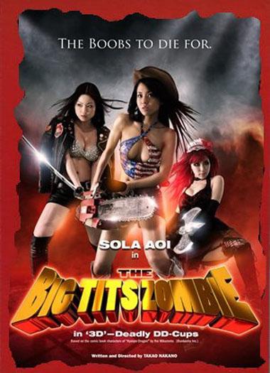 Poster de Big Tits Zombie