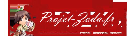 Projet Zoda Online Index du Forum