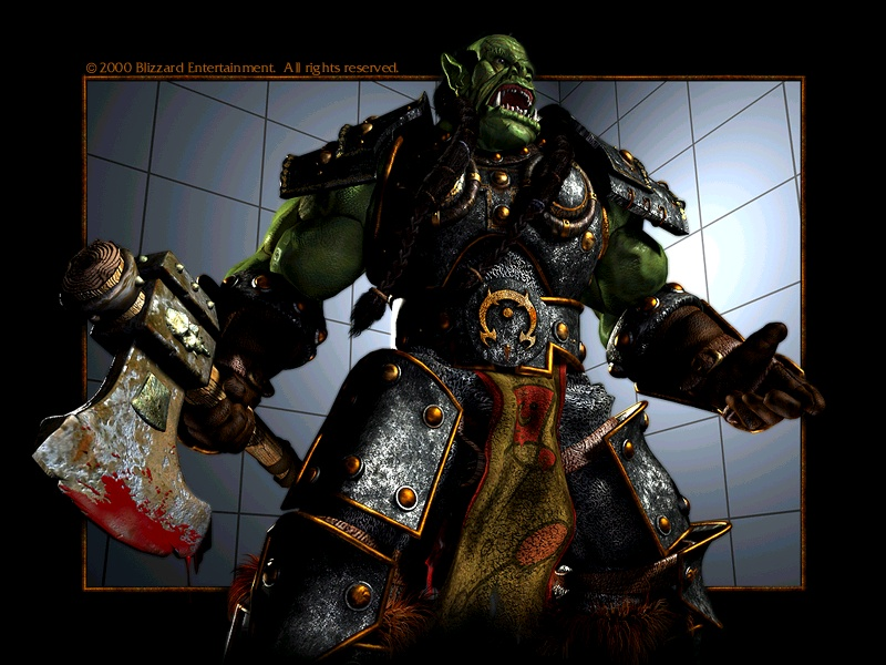 world of warcraft wallpaper orc. Xooimage - world of warcraft
