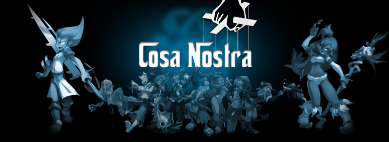 Cosa - Nostra Index du Forum
