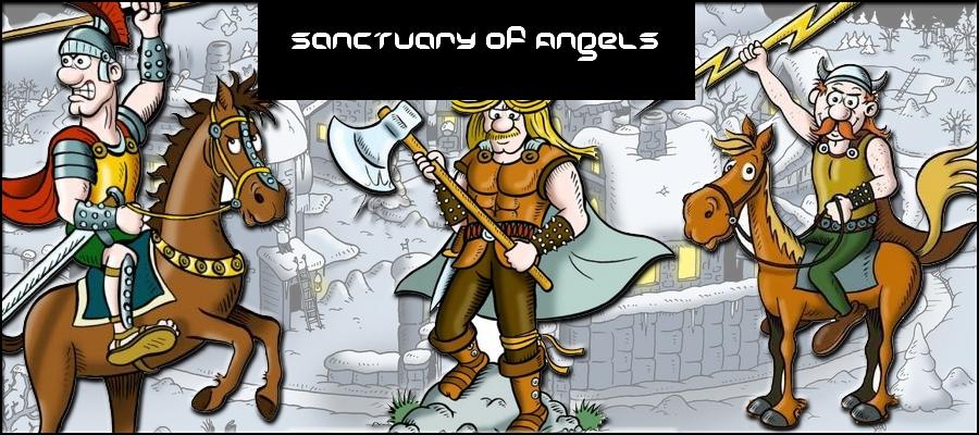 le sanctuaire des anges Index du Forum