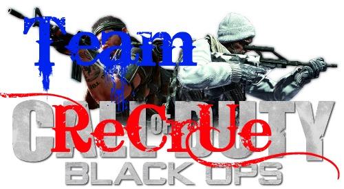 Team ReCrUe Sur Cod7 Index du Forum