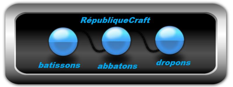 serveur république craft sur minecraft Index du Forum