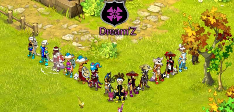 Dream'Z Index du Forum