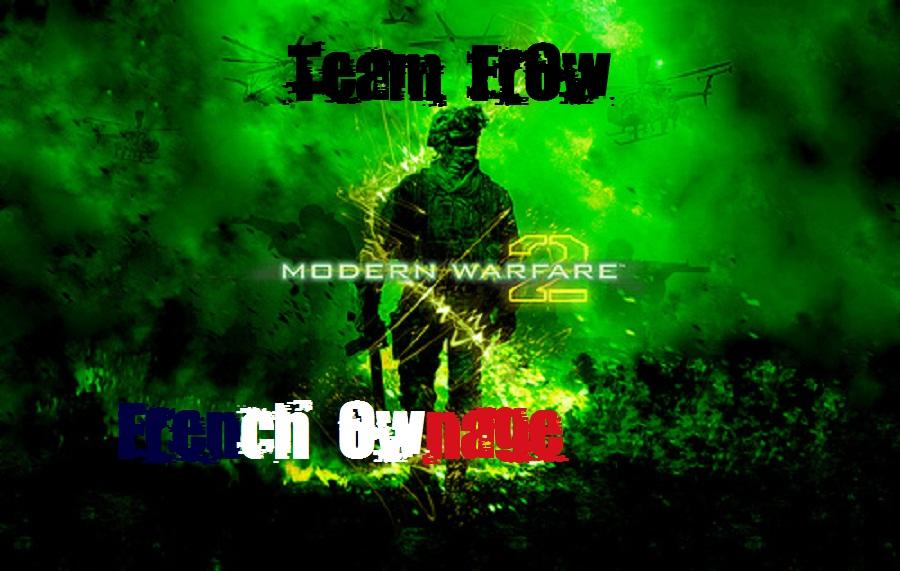 Team FrOw Index du Forum