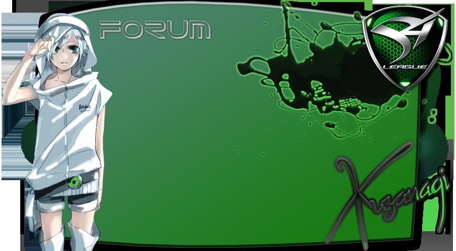 Kuzanagi Index du Forum