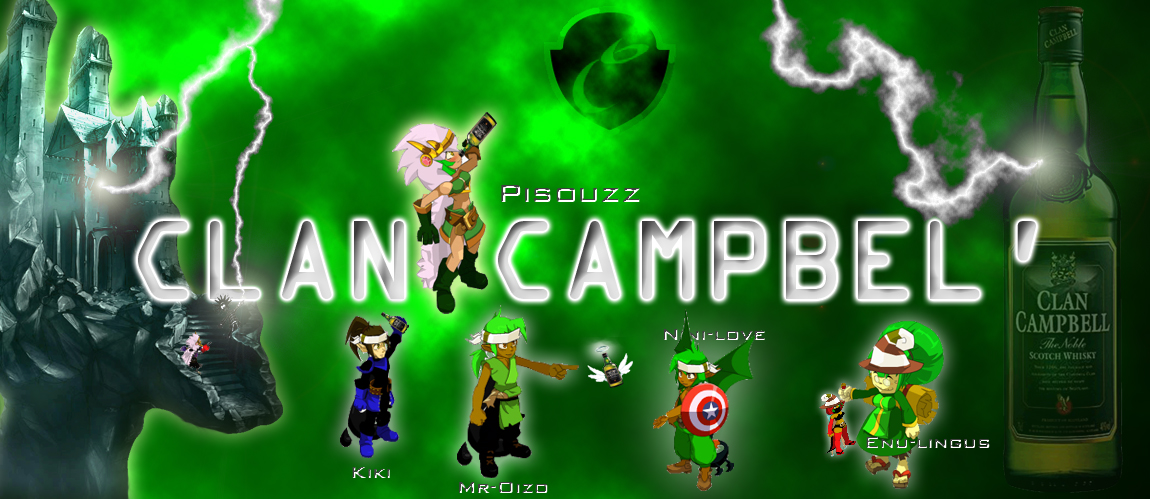 clan campbel' Index du Forum