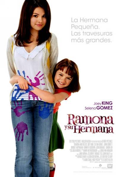 Cartel de la pelicula Ramona y su hermana