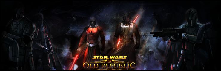 The Dark Origins  - Guilde SWTOR - Empire  Index du Forum