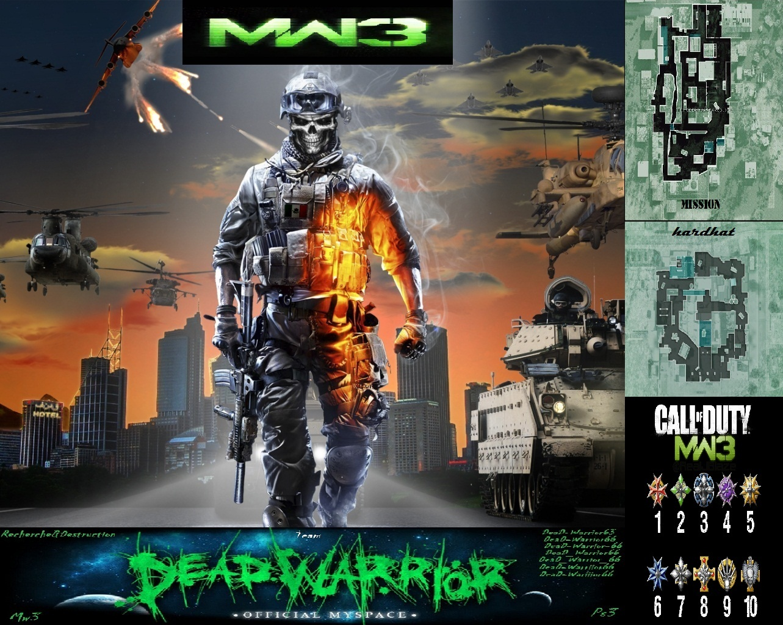 DeaD Warrior Index du Forum