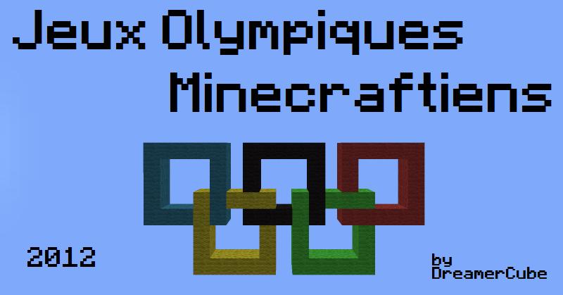 Jeux-Olympiques Minecraftiens 2012 Index du Forum