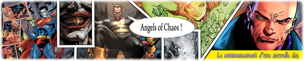 Angels Of Chaos Index du Forum
