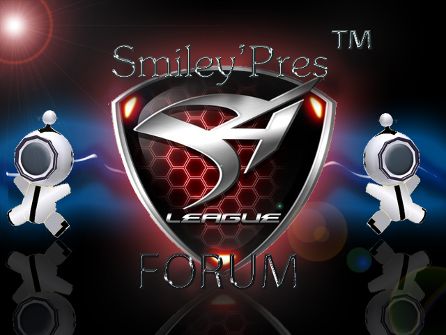 Forum des Smiley'Pres™ Index du Forum