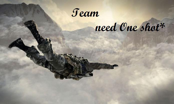 Team nOs* sur ps3, évoluant en R&D simple en match de team Index du Forum