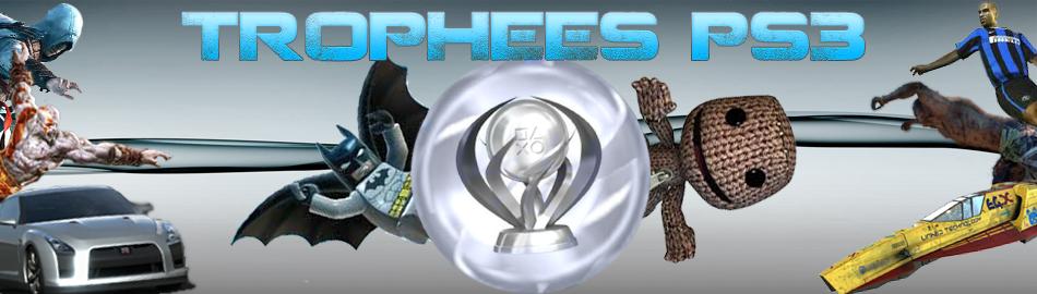 Trophées Playstation 3 Forum Index