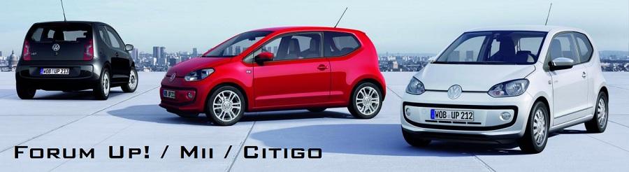 Forum Volkswagen UP / Skoda Citigo / SEAT Mii Index du Forum