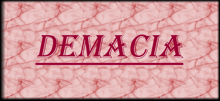 La Guilde Demacia Index du Forum