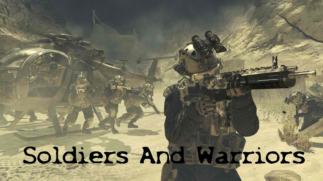 soldiers and warriors Index du Forum