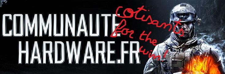 BF3 @ Hardware.fr Forum Index