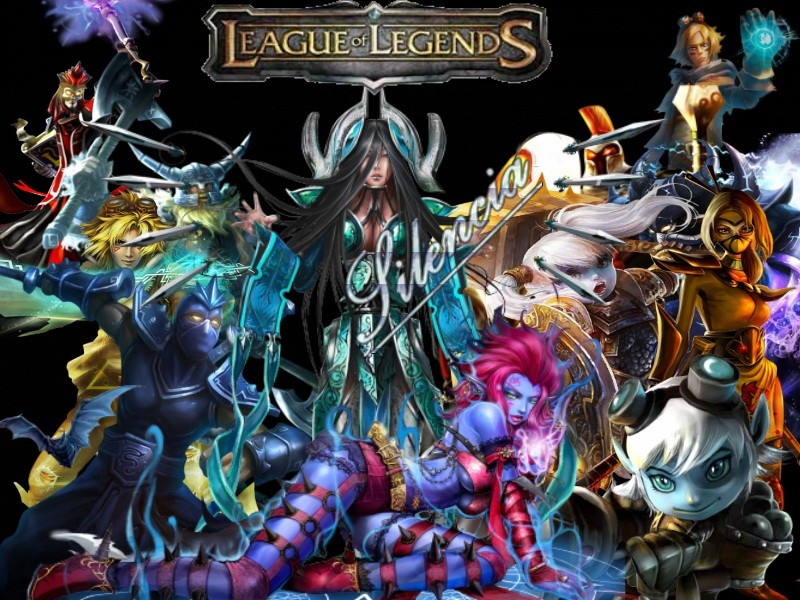 team silencia :: league of legends :: recrute  Index du Forum