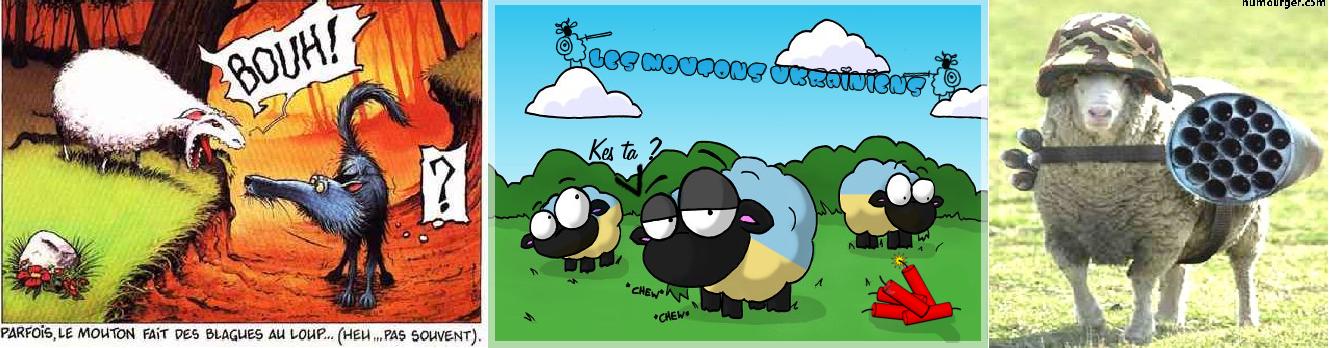 Les Moutons Ukrainiens Index du Forum
